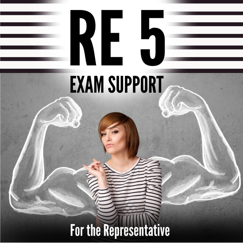 RE5 Exam Support