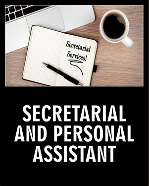Secretarial and Personal Assistant