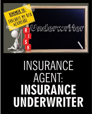 Occupational Certificate Insurance Agent (Insurance Underwriter)
