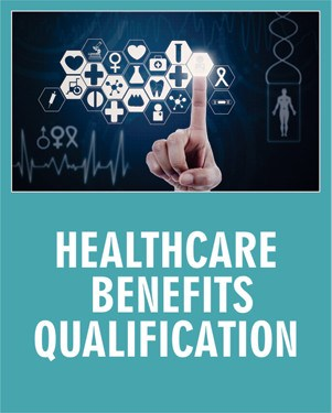 Healthcare Benefits Qualification