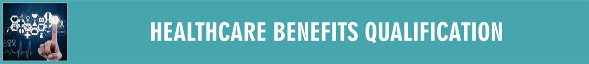 Healthcare Benefits Qualification Banner