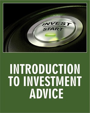 Investment Advice - Introduction